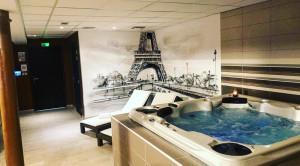 Spa Avenue salle Paris